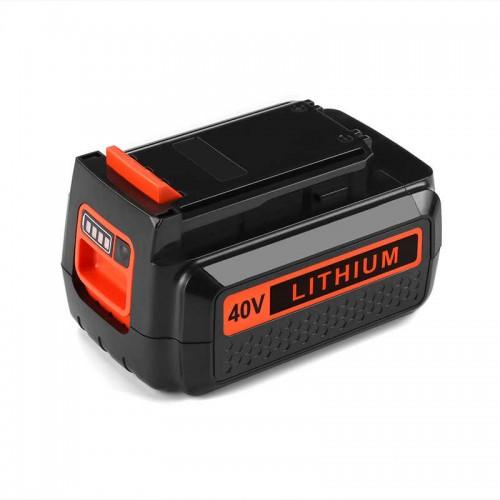 Аккумулятор для Black&Decker LBX2040 (Li-ion 36V/40V 2000 mAh)