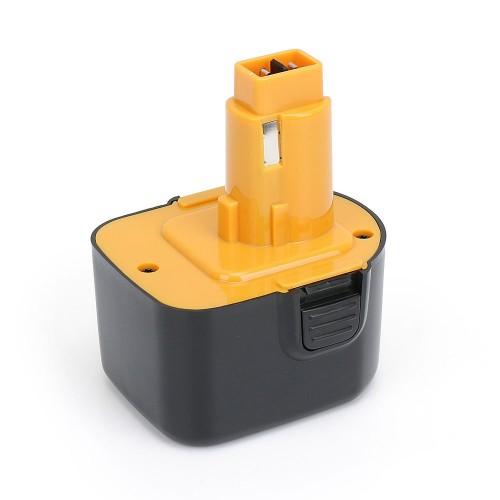 Аккумулятор для DeWalt DC9071/DE9037/DE9072/DE9074/DE9075/DE9086/DE9274, DE9501/DW9071/DW9072,  (Ni-Cd 12V 2.0Ah)