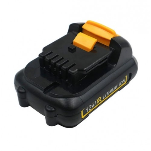 Аккумулятор для DeWalt DCB120/DCB121/DCB125, (Li-ion 12V 1.5Ah)