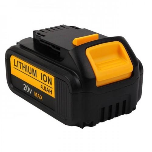 Аккумулятор для DeWalt DCB200/DCB203/DCB204, (Li-ion 20V 4.0Ah)