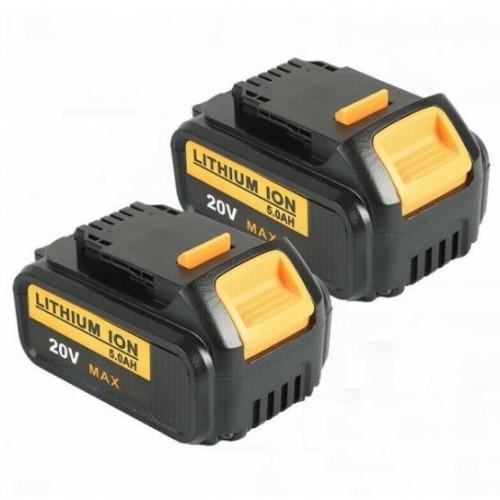 Аккумулятор для DeWalt DCB200/DCB203/DCB204, (Li-ion 20V 5.0Ah)