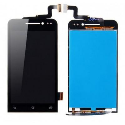 Дисплей для Asus Zenfone 4/A400CG, черный, с тачскрином, ORIG