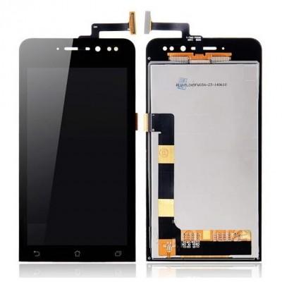 Дисплей для Asus Zenfone 4.5/A450CG, черный, с тачскрином, ORIG