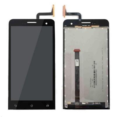 Дисплей для Asus Zenfone 5 Lite/A502CG, черный, с тачскрином, ORIG