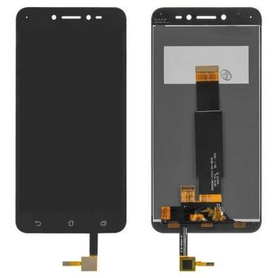 Дисплей для Asus Zenfone Live/ZB501KL, черный, с тачскрином, ORIG