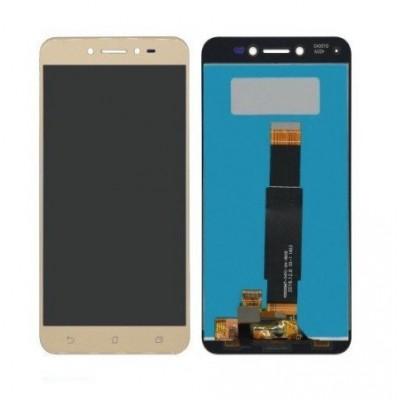 Дисплей для Asus Zenfone Live/ZB501KL, золотой, с тачскрином, ORIG