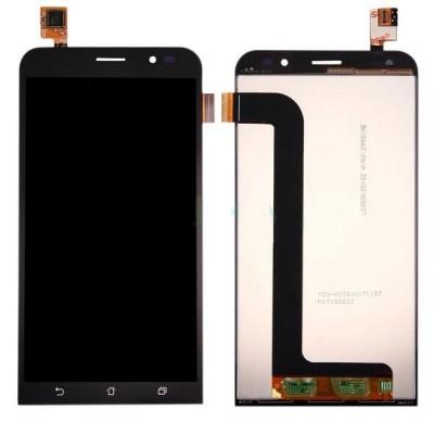 Дисплей для Asus Zenfone Go/ZB552KL/X007D, черный, с тачскрином, ORIG