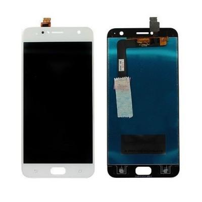 Дисплей для Asus Zenfone Live/ZB553KL, белый, с тачскрином, ORIG