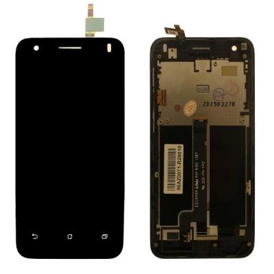 Дисплей для Asus Zenfone C/ZC451CG, черный, с тачскрином, ORIG