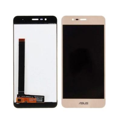 Дисплей для Asus Zenfone 3 Max/ZC520TL/X08D, золотой, с тачскрином, ORIG