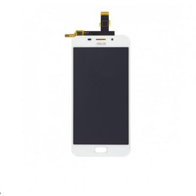 Дисплей для Asus Zenfone 3s Max/ZC521TL, белый, с тачскрином, ORIG