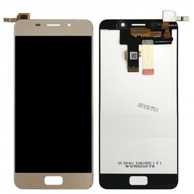 Дисплей для Asus Zenfone 3s Max/ZC521TL, золотой, с тачскрином, ORIG