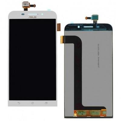 Дисплей для Asus Zenfone Max/ZC550KL/Z010DA, белый, с тачскрином, ORIG