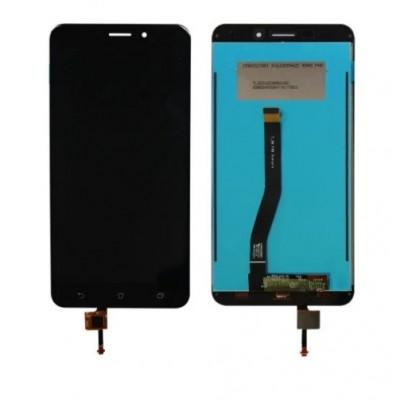 Дисплей для Asus Zenfone 3 Laser/ZC551KL, черный, с тачскрином, ORIG