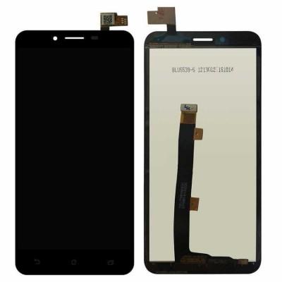 Дисплей для Asus Zenfone 3 Max/ZC553KL, черный, с тачскрином, ORIG