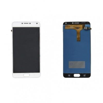 Дисплей для Asus Zenfone 4 Max/ZC554KL, белый, с тачскрином, ORIG