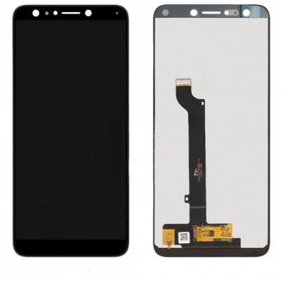 Дисплей для Asus Zenfone 5 Lite/ZC600KL, черный, с тачскрином, ORIG