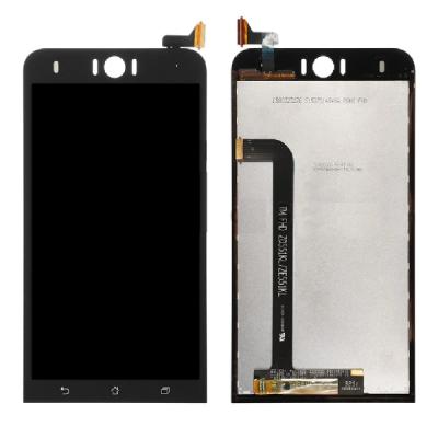 Дисплей для Asus Zenfone Selfie/ZD551KL, черный, с тачскрином, ORIG