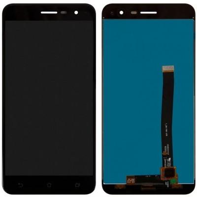 Дисплей для Asus Zenfone 3/ZE520KL, черный, с тачскрином, ORIG