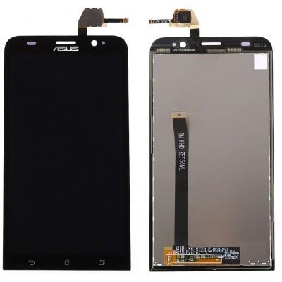 Дисплей для Asus Zenfone 2/ZE550ML, черный, с тачскрином, ORIG