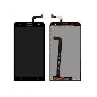 Дисплей для Asus Zenfone 2 Laser/ZE551KL, черный, с тачскрином, ORIG