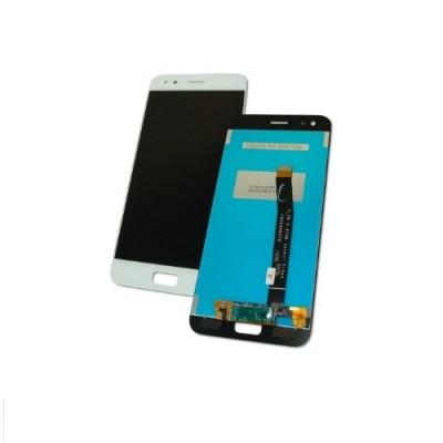 Дисплей для Asus Zenfone 4/ZE554KL, белый, с тачскрином, ORIG