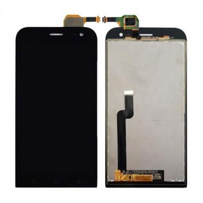 Дисплей для Asus Zenfone Zoom/ZX551ML, черный, с тачскрином, ORIG