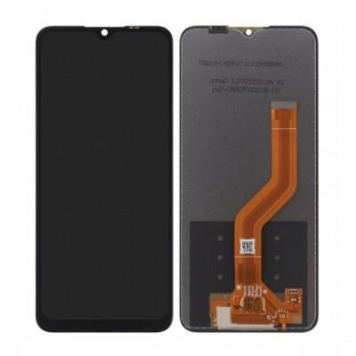Дисплей для Blackview A70, черный, с тачскрином