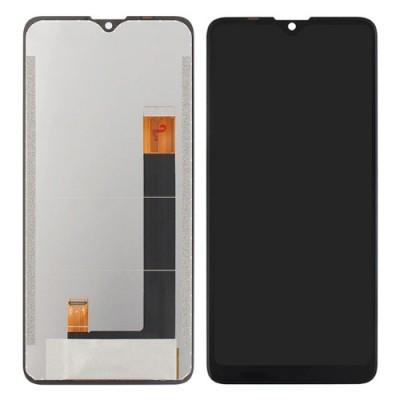 Дисплей для Blackview A80, черный, с тачскрином