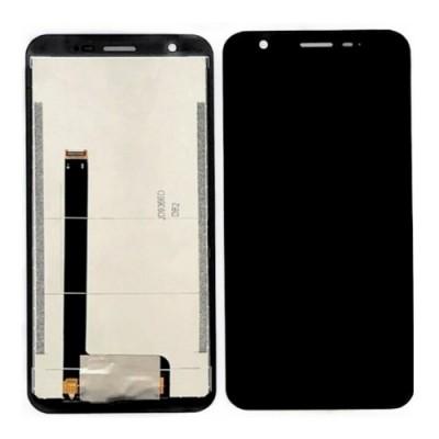 Дисплей для Blackview BV4900/BV5100/BV5100 Pro, черный, с тачскрином