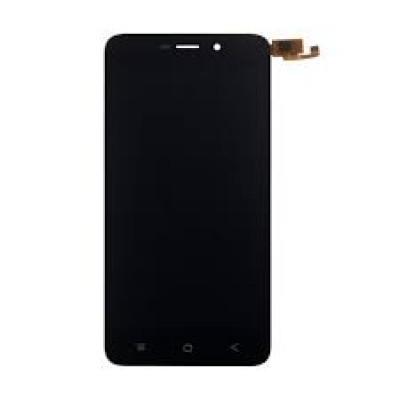 Дисплей для Blackview A10, черный, с тачскрином