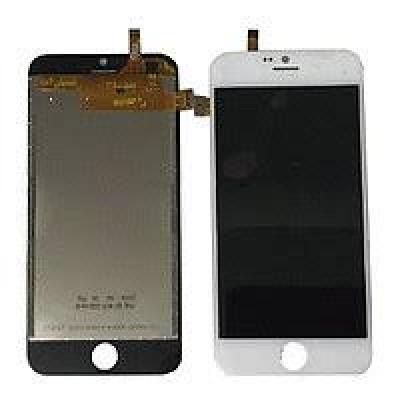 Дисплей для Blackview A6 Ultra, белый, с тачскрином