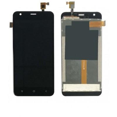 Дисплей для Blackview A7 Pro, золотой, с тачскрином (FPC-Y87173 V01)