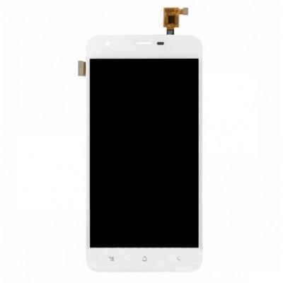 Дисплей для Blackview A7, белый, с тачскрином (MFP050375B)