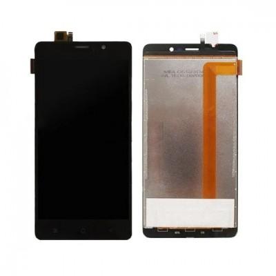 Дисплей для Blackview A8 Max, черный, с тачскрином