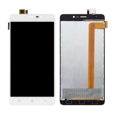 Дисплей для Blackview A8 Max, белый, с тачскрином