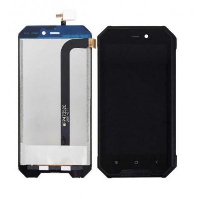 Дисплей для Blackview BV4000/BV4000 Pro, черный, с тачскрином