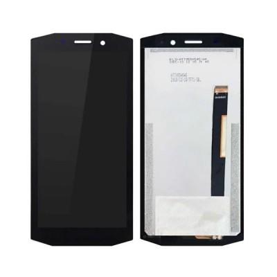 Дисплей для Blackview BV5800, черный, с тачскрином