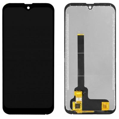 Дисплей для Blackview BV5900, черный, с тачскрином