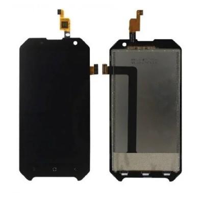 Дисплей для Blackview BV6000/BV6000s, черный, с тачскрином