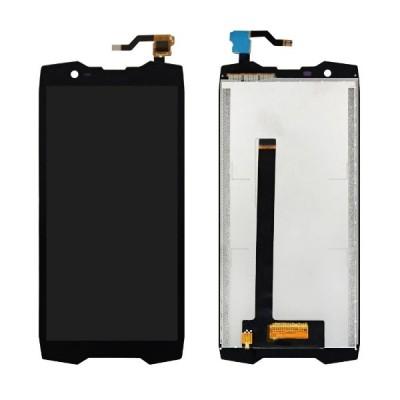Дисплей для Blackview BV6800, черный, с тачскрином