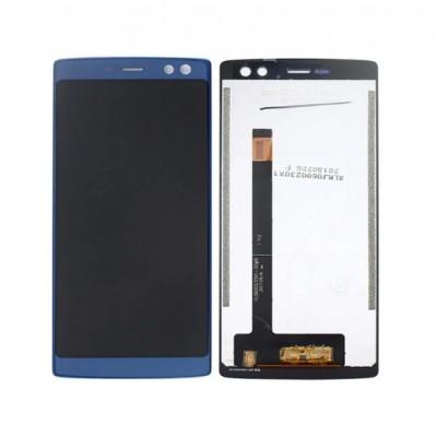 Дисплей для Doogee BL12000/BL12000 Pro, синий, с тачскрином