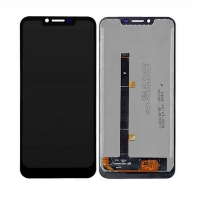 Дисплей для Doogee BL5500 Lite, черный, с тачскрином