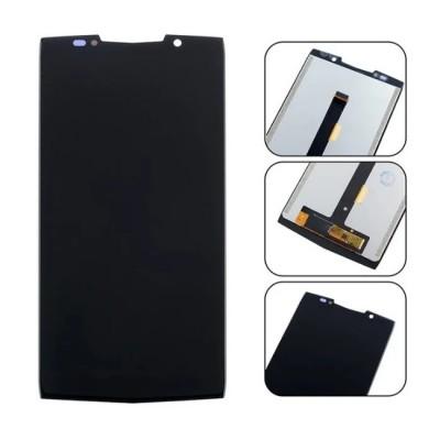 Дисплей для Doogee BL9000, черный, с тачскрином