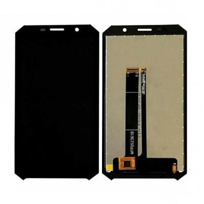 Дисплей для Doogee S60, черный, с тачскрином