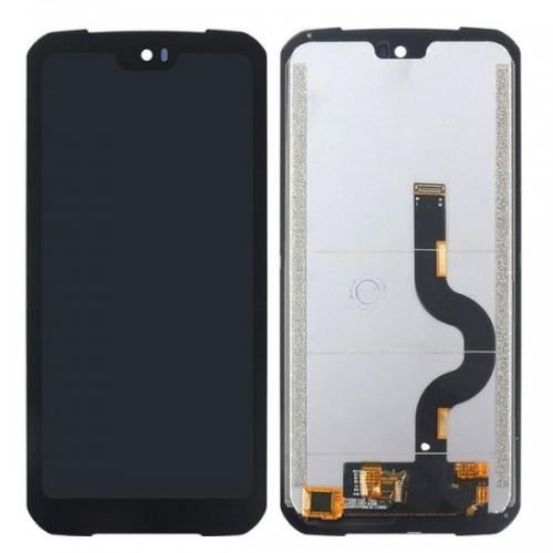 Дисплей для Doogee S68 Pro, черный, с тачскрином
