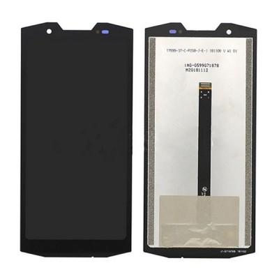 Дисплей для Doogee S80, черный, с тачскрином