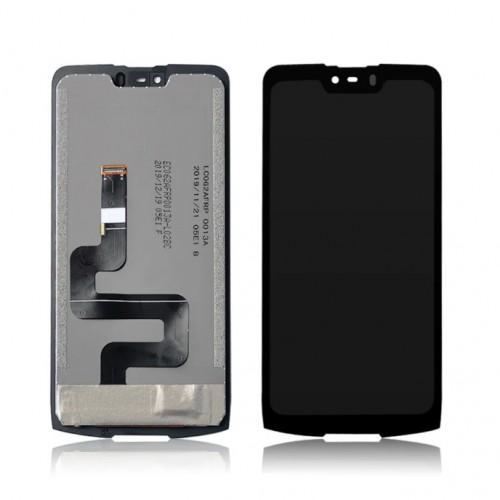 Дисплей для Doogee S90, черный, с тачскрином