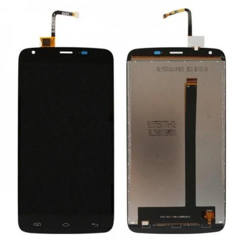 Дисплей для Doogee T6/T6 Pro, черный, с тачскрином