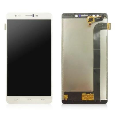 Дисплей для  HomTom HT10/HT10 Pro, белый, с тачскрином